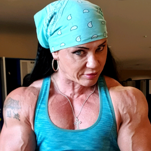 sexy chest workout
